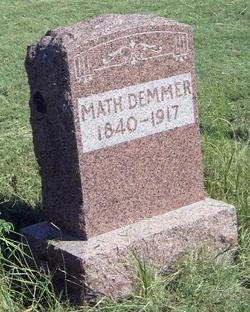 Math Demmer