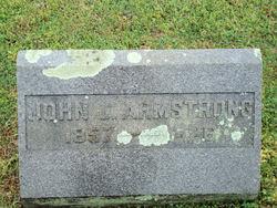 John J Armstrong