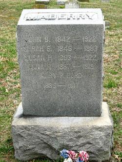 John B. Maberry