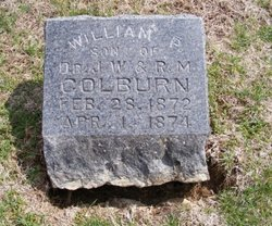 William P Colburn