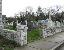 Antioch United Methodist Church Cemetery