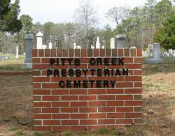 Pitts Creek Presbyterian Cemetery