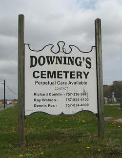 Downing's Cemetery