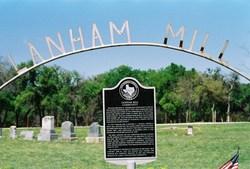 Lanham Mill Cemetery