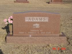 """Elizabeth H. """"Toots"""" <I>McCandless</I> Adams"""