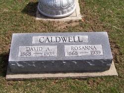 Rosanna <I>Walton</I> Caldwell