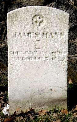Dr James Mann