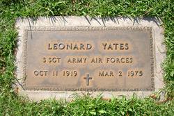 Leonard Yates