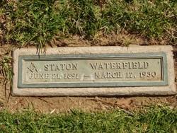 "Staton ""Jack"" Waterfield"