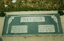 """Inger """"Ingry"""" <I>Benson</I> Nelson"""