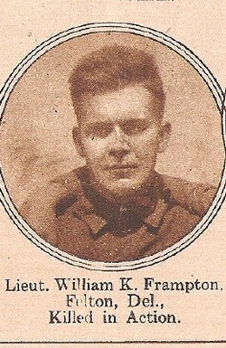 1LT William Kendall Frampton