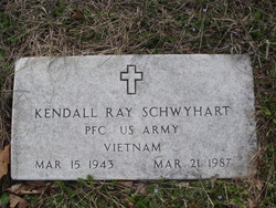Kendall Ray Schwyhart