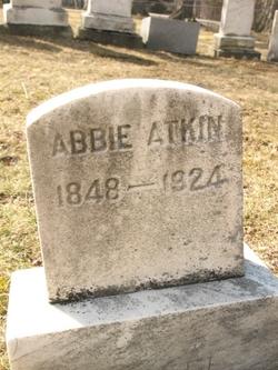 Abbie Atkin