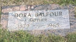 Dora G <I>Goodwin</I> Balfour