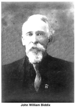 John William Biddix