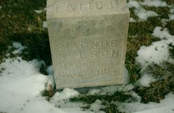 Magnus Nelson