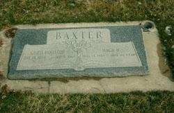 Hugh Archibald Baxter
