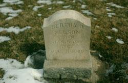 Bertha O. <I>Jensen</I> Nelson