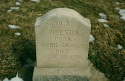 Ola Nelson