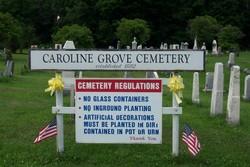 Caroline Grove Cemetery