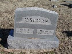 Dove T. Osborn