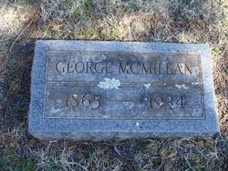 George McMillan