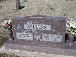 Wanda Louise <I>Gallagher</I> Sellers