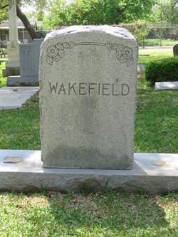 Evaline <I>Arnold</I> Wakefield