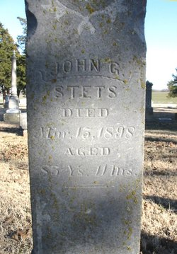 John George Stets