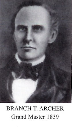 Dr Branch Tanner Archer