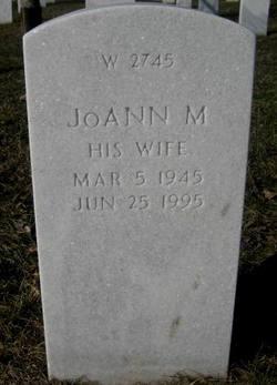 Joann M Fiscus