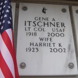 LTC Gene A Itschner