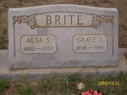 Grace Lillian <I>Hearn</I> Brite