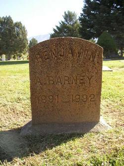 Benjamin Arthur Barney