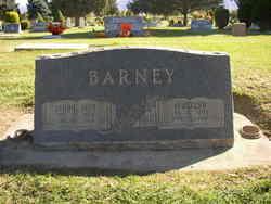 Jennie Marie <I>Huff</I> Barney