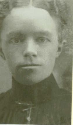 Emma Charlotte <I>Jenson</I> Ahern