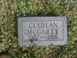 Margaret Clydean McCarty