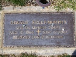 Gerald Kells-Murphy