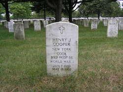 Henry J Cooper