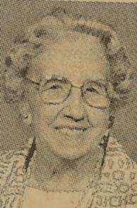 Lillian May <I>Hampton</I> Breth
