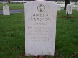 James A Thurston