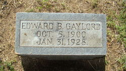 Edward Bliss Gaylord