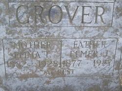 Emma Tyla <I>Brookins</I> Grover
