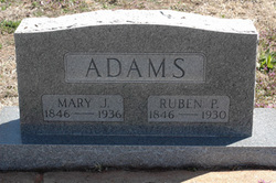 Ruben Perry Adams