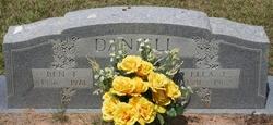 "Benjamin Franklin ""Ben"" Daniell"