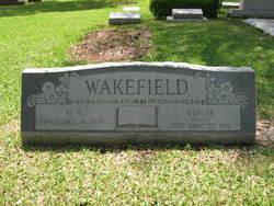 """Henry Bertrand """"H.B."""" Wakefield"""