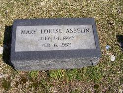 Mary Louise <I>Cour</I> Asselin
