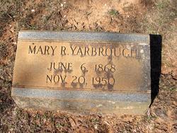 """Mary Josephine """"Josie"""" <I>Riddle</I> Yarbrough"""