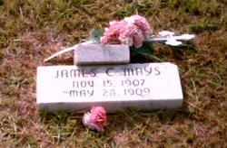 James Carmon Mays