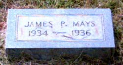 James Pierce Mays